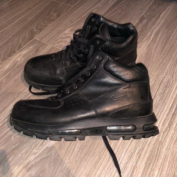 best sneakers e1ae1 33f66 NIKE Air Max Goadome Men s Boots. M 5bedfec503087c9e67a8fd28